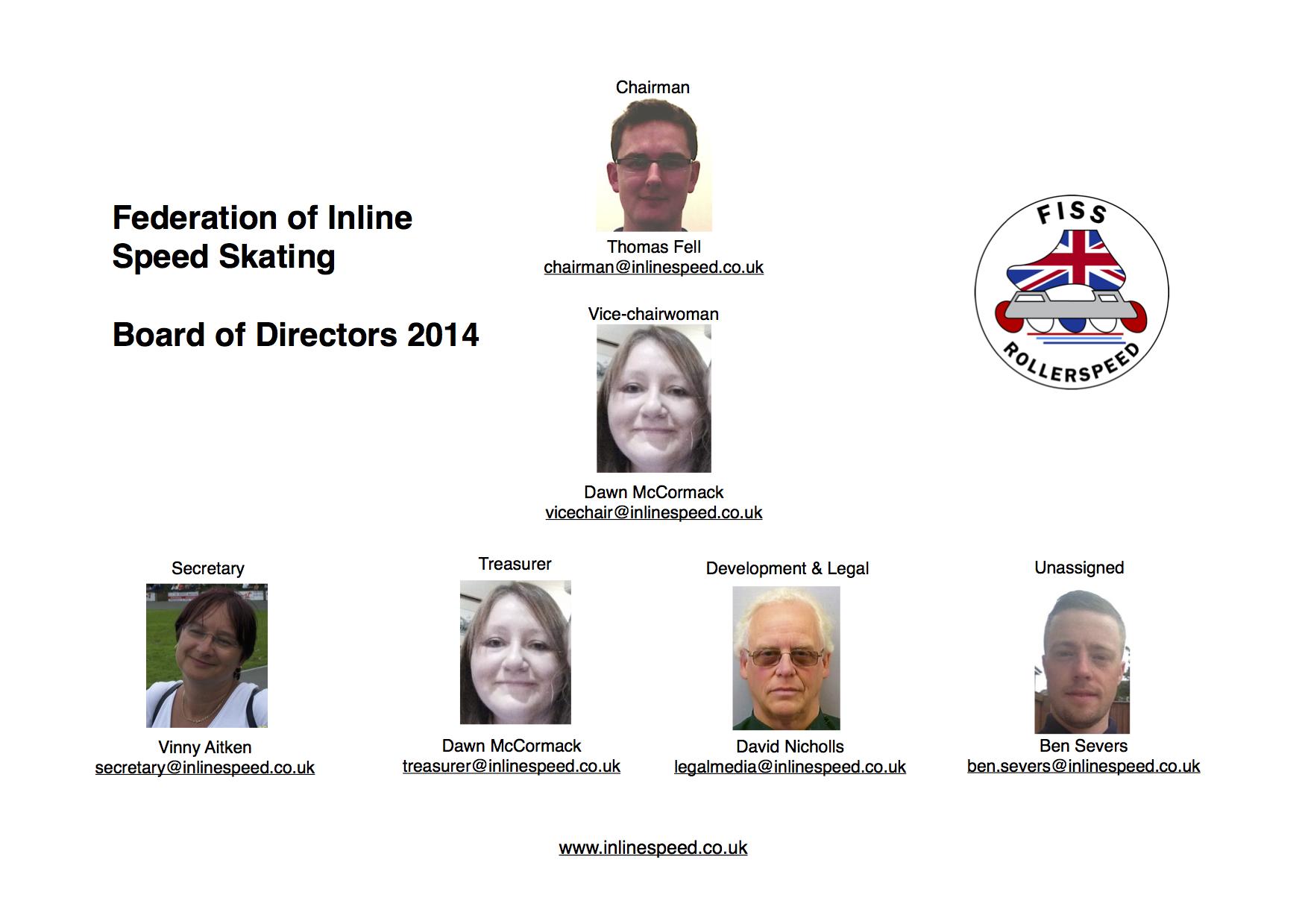 FISS Board 2014